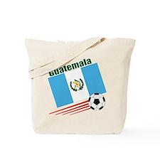 Guatemala Soccer Team Tote Bag