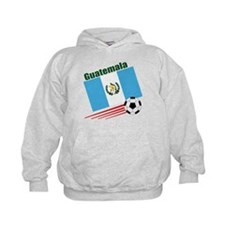 Guatemala Soccer Team Hoodie