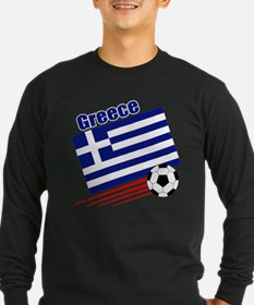 Greece Soccer Team T