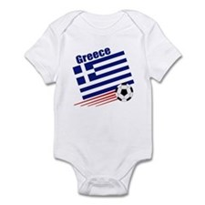Greece Soccer Team Onesie