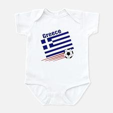 Greece Soccer Team Onesie