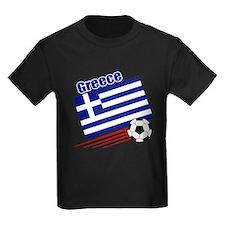 Greece Soccer Team T