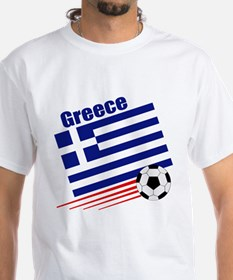 Greece Soccer Team Shirt