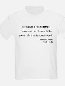 Gandhi 16 T-Shirt