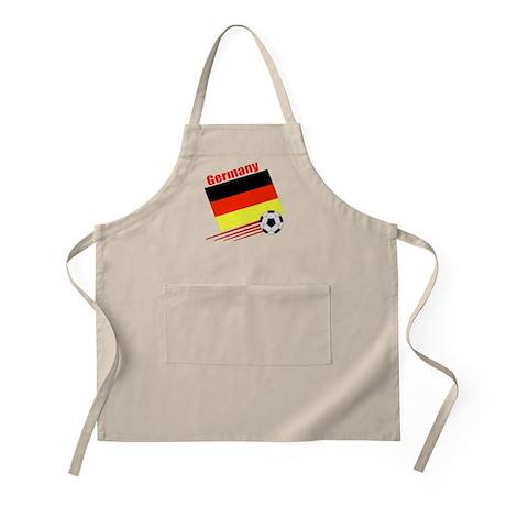 Germany Soccer Team BBQ Apron