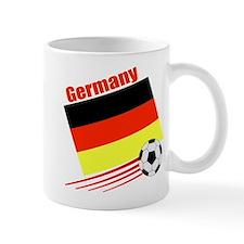 Germany Soccer Team Mug