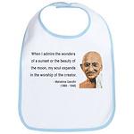 Gandhi 19 Bib
