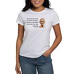 Gandhi 19 Women's T-Shirt