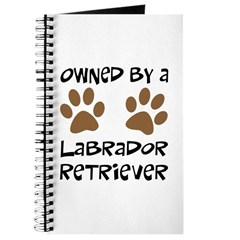 Owned By A Lab... Journal