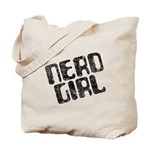 Nerd Girl Tote Bag