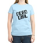 Nerd Girl Women's Light T-Shirt
