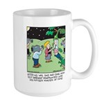 15 Minutes of Fame Large Mug