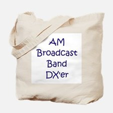 AM DX'er Tote Bag