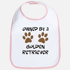 Owned By A Golden... Bib