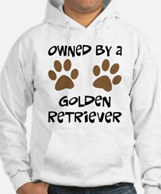 Owned By A Golden... Hoodie