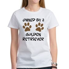 Owned By A Golden... Tee