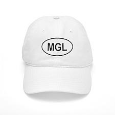 Mongolia Oval Baseball Cap