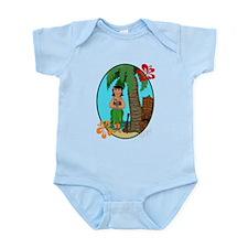 Hula Baby Infant Bodysuit