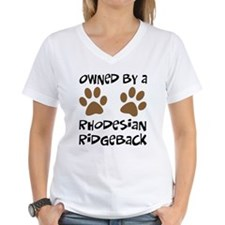 Owned By A Rhodesian... Shirt