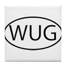 WUG Tile Coaster