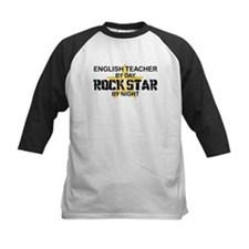 English Teacher Rock Star Tee