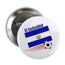 "El Salvador Soccer Team 2.25"" Button (10 pack)"