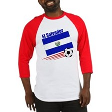El Salvador Soccer Team Baseball Jersey
