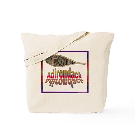 Adirondack Snowshoe Tote Bag