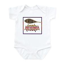 Adirondack Snowshoe Infant Bodysuit
