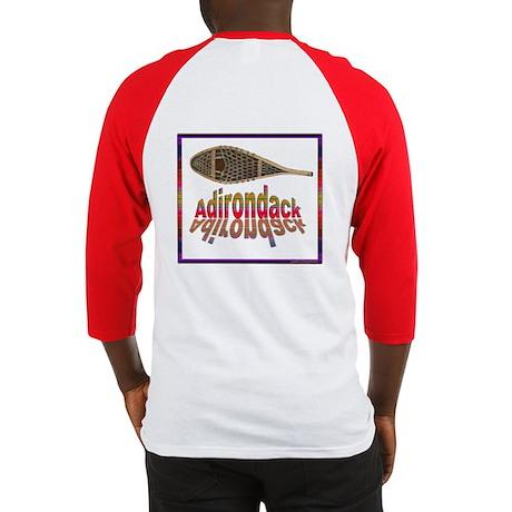 Adirondack Snowshoe Baseball Jersey