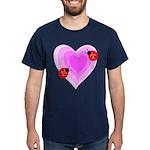 Ladybug Love Dark T-Shirt