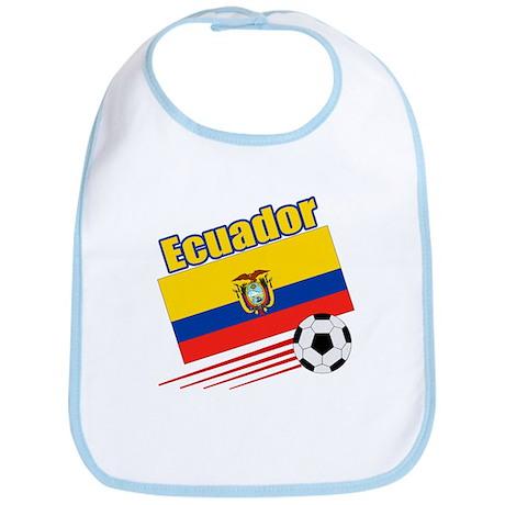 Ecuador Soccer Team Bib