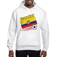 Ecuador Soccer Team Hoodie Sweatshirt