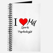 I Heart My Sports Psychologist Journal