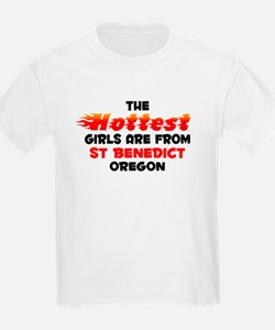 Hot Girls: St Benedict, OR T-Shirt