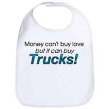 Money & Trucks Bib