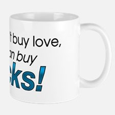 Money & Trucks Mug