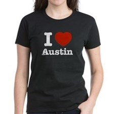 I love Austin Tee