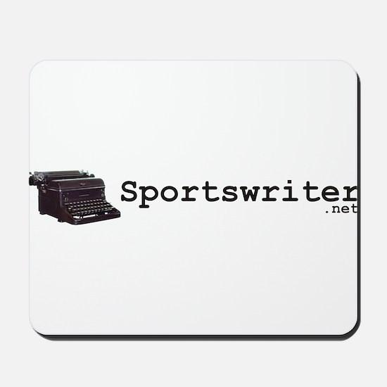 Sportswriter .net Mousepad