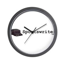 Sportswriter .net Wall Clock