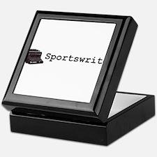 Sportswriter .net Keepsake Box