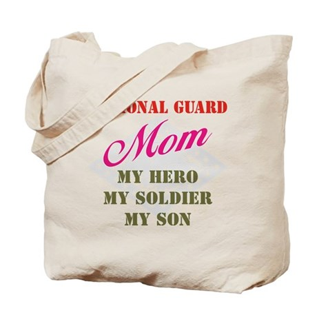 Military Support Tote Bag