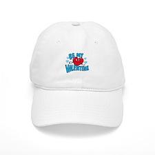 BE MY VALENTINE (BLUE) Baseball Cap