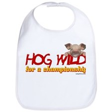HOG WILD (for a championship) Bib