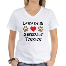 Loved By An Airedale Shirt