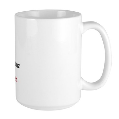 Different Piper Large Mug