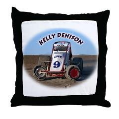 Kelly Denison Throw Pillow