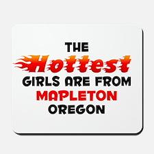 Hot Girls: Mapleton, OR Mousepad