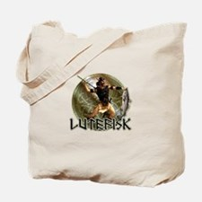 Lutefisk dried cod gifts Tote Bag