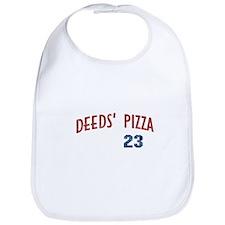 Deeds' Pizza Bib